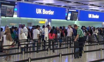 Net migration to United Kingdom shows largest annual fall since records began