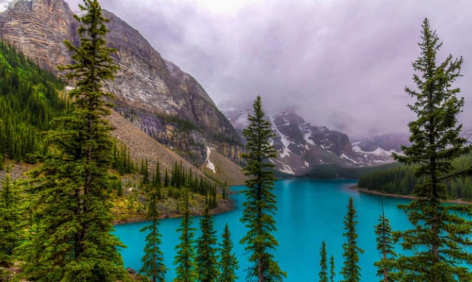 Eight Canadian lakes everyone's got to see