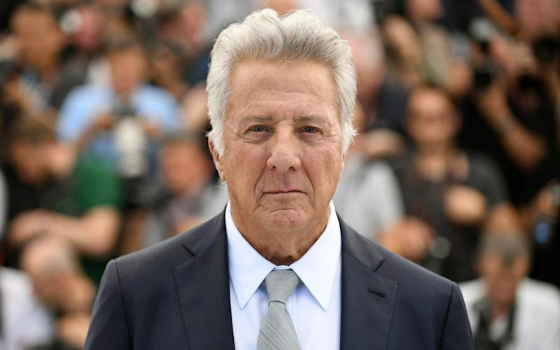 Kathryn Rossetter has accused Dustin Hoffman of regularly groping and harassing her - Invision
