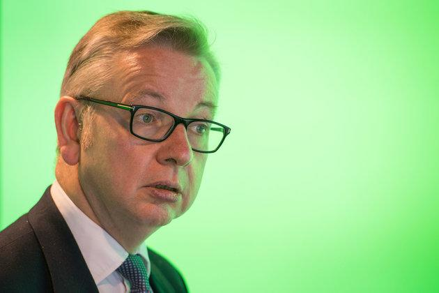 Environment Secretary Michael Gove has been pushing forward a green agenda in Government