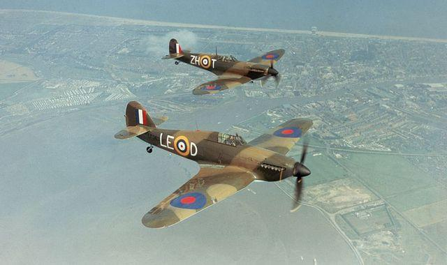 Second World War anniversary: Battle of Britain heroes remembered 80 years on