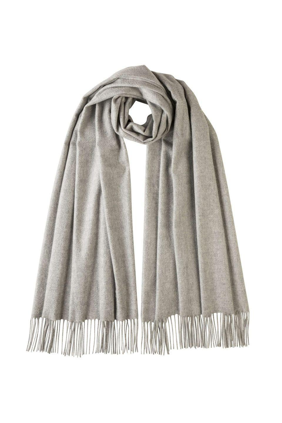 """<p><a class=""""link rapid-noclick-resp"""" href=""""https://www.johnstonsofelgin.com/retail/classic-vermillion-orange-cashmere-stole.html"""" rel=""""nofollow noopener"""" target=""""_blank"""" data-ylk=""""slk:Shop Now"""">Shop Now</a></p><p>Famed for its cashmere collections, you can't get more classic than a Johnson's of Elgin stole – you'll wear it for a lifetime.</p><p>Classic cashmere stole in vermillion orange, £399, <a href=""""https://www.johnstonsofelgin.com/retail/classic-vermillion-orange-cashmere-stole.html"""" rel=""""nofollow noopener"""" target=""""_blank"""" data-ylk=""""slk:Johnson's of Elgin"""" class=""""link rapid-noclick-resp"""">Johnson's of Elgin</a></p>"""