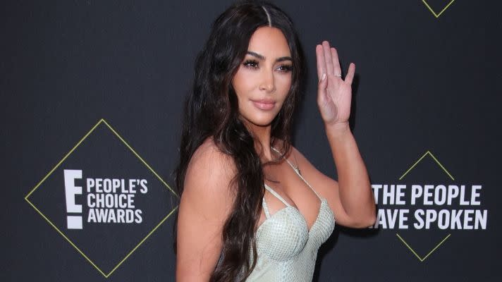 Kim Kardashian Attempted To Remove Her Ex's Ex From A Humanitarian Trip—Yikes