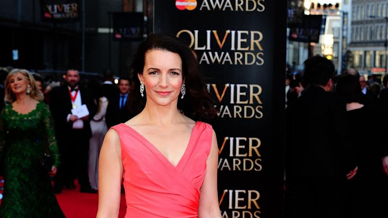 Kristin Davis describes horror at racism shown to black adopted daughter