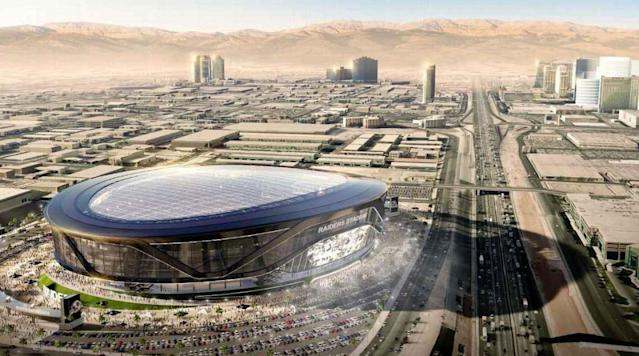 ALAMEDA, Calif. (AP) - Oakland's mayor asked NFL owners to delay voting on a proposed move by the Raiders to Las Vegas, wanting to give her city a chance to negotiate with a small group of owners to complete a stadium deal at the Coliseum site.