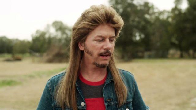 David Spade as Joe Exotic (Image by Sony Pictures Releasing)