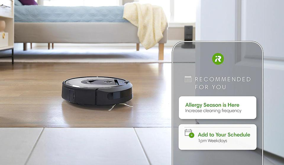 Use the HOME app for easy control, or integrate it into your Amazon Alexa or Google Assistant (Photo: QVC)