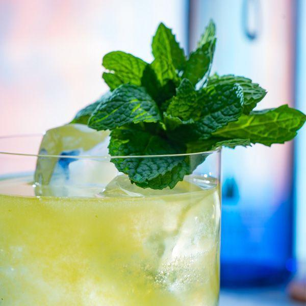 """<p>2 oz Milagro Silver</p><p>1/2 oz Light agave nectar</p><p>3/4 oz Fresh lime juice</p><p>1 oz Aloe vera juice</p><p>1/2 oz Cucumber juice</p><p>Blend all ingredients without ice. Shake and strain into a tall glass with ice. Garnish with a mint sprig and pinch of salt.</p><p><em>Via Jaime Salas, national brand ambassador for <a href=""""http://www.milagrotequila.com/welcome"""" rel=""""nofollow noopener"""" target=""""_blank"""" data-ylk=""""slk:Milagro"""" class=""""link rapid-noclick-resp"""">Milagro</a></em><br></p>"""