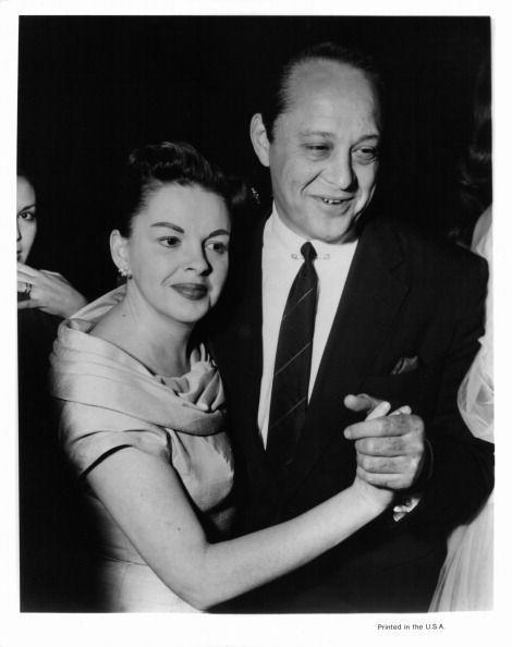 <p>Judy married producer Sid Luft. The couple had a daughter, Lorna, in 1952, and a son, Joey, in 1955. </p>