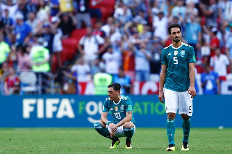 0e102d9dd57 Germany sift through wreckage of World Cup debacle