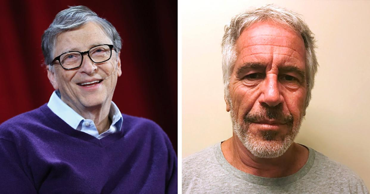 Bill Gates, Jeffrey Epstein