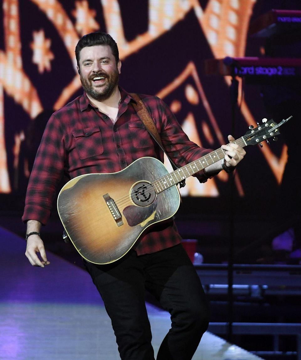 "<p>A lot of country music fans started noticing Chris Young in 2009 with his first No. 1 single, ""Gettin' You Home."" Although he won the fourth season of <em>Nashville Star </em>in 2006, it took a few years for him to get to the top of the charts. ""Tomorrow,"" ""I'm Comin' Over"" and ""Think of You¸"" a duet with <em>Voice </em>winner Cassadee Pope, all hit No. 1. Young also became a member of the Grand Ole Opry in 2017.</p>"