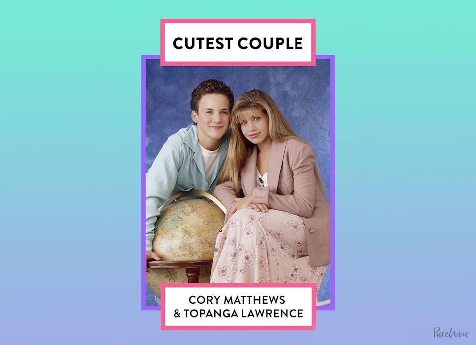 <p>Talk about couple goals. Even with three breakups, the friends-turned-lovebirds worked through their issues and evolved <em>together</em>, becoming even better versions of themselves over time.</p>