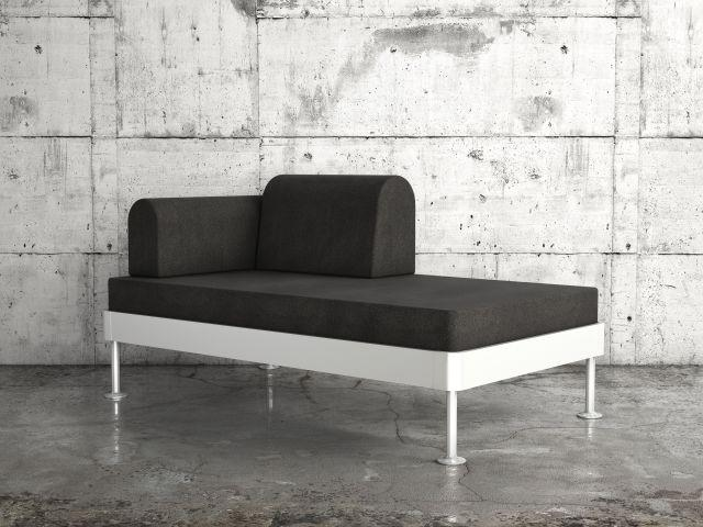 "The ""Delaktig"" sofa by Tom Dixon and IKEA"