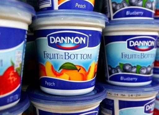 Eurozone crisis sours Danone outlook