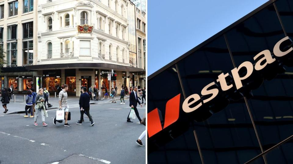 Westpac has announced a new savings rate. Images: Getty