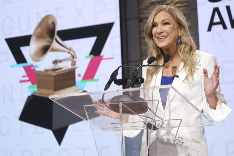 Grammys-Ousted CEO