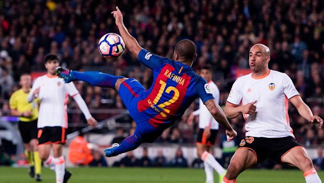 <p>At 24 years of age, it has come to the point where Rafinha has to decide his own fate. His brother, Thiago, made the decision to join Bayern Munich at 22, and hasn't looked back since. Last season, Rafinha made 14 league starts, only one more than the previous season, scoring six goals and making 2 assists. </p> <br><p>His talent is obvious, but he deserves to be more than a squad player. Another player that could potentially prove part of the Coutinho deal. </p> <br><p><strong>Potential Destination: Liverpool</strong></p>