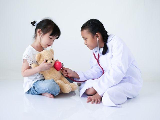 Vet Pretend Play: A Fun Learning Activity For Children
