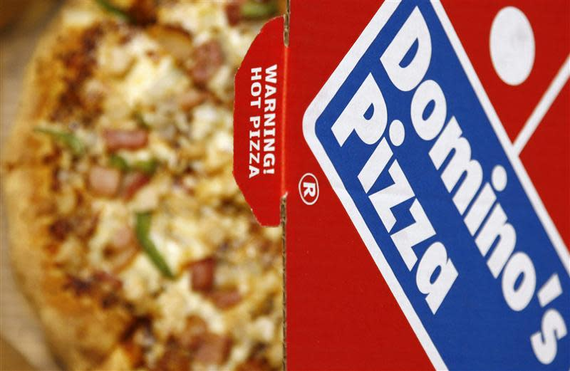 Domino's Pizza responds to compliment with an apology