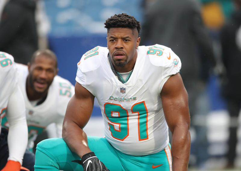 Cameron Wake Signs 3 Year Deal With Titans