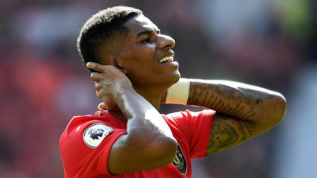 The former England international wants the Manchester United striker to decide whether he wants to be a central striker or wide forward