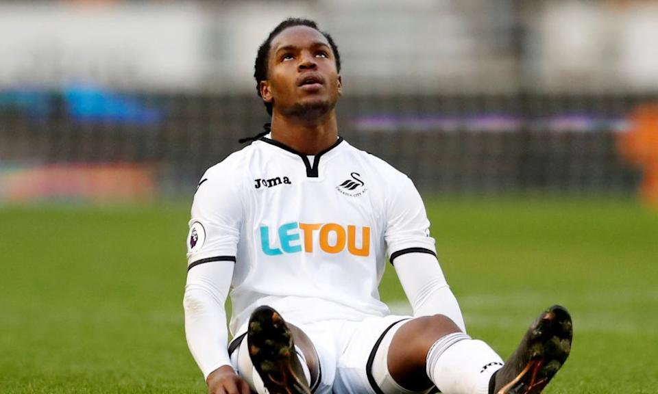 Renato Sanches' move to Swansea failed to pay off with his confidence in tatters