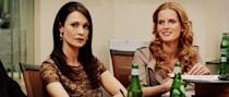 <p>Rebecca Mader had a few roles on TV shows including <em>Law and Order </em>and <em>All My Children</em> before she landed the role of Jocelyn, where she asked Miranda the iconic question of which of the two VERY DIFFERENT blue belts they should go with.</p>