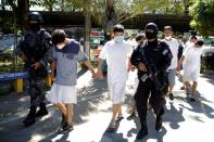 Over 700 gang members in Central America arrested in U.S.-assisted actions