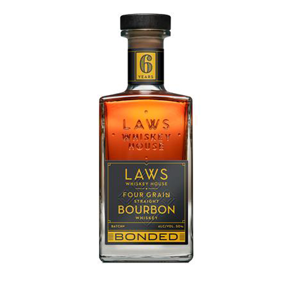 "<p><strong>Laws Whiskey House</strong></p><p>reservebar.com</p><p><strong>$80.00</strong></p><p><a href=""https://go.redirectingat.com?id=74968X1596630&url=https%3A%2F%2Fwww.reservebar.com%2Fproducts%2Flaws-four-grain-straight-bourbon-bottled-in-bond-6-year&sref=https%3A%2F%2Fwww.redbookmag.com%2Ffood-recipes%2Fg34824733%2Fwhiskey-gifts-for-whiskey-lovers%2F"" rel=""nofollow noopener"" target=""_blank"" data-ylk=""slk:BUY IT HERE"" class=""link rapid-noclick-resp"">BUY IT HERE</a></p><p>The lion's share of bourbon is made in Kentucky, but don't count out this Denver distillery and their flagship drink—and it just so happens to be the first bonded bourbon in Colorado history. Laws has ingratiated itself with whiskey drinkers thanks to its grain-to-glass and ""no shortcuts"" philosophy, which features on-site milling, fermenting, distilling, and aging of heirloom American Mother Grains from family-owned Colorado farms.</p>"