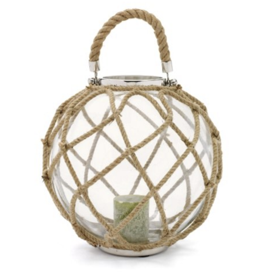 "<p>onekingslane.com</p><p><strong>$129.00</strong></p><p><a href=""https://go.redirectingat.com?id=74968X1596630&url=https%3A%2F%2Fwww.onekingslane.com%2Fp%2F1676747-14-buoy-lantern-brown&sref=https%3A%2F%2Fwww.womenshealthmag.com%2Flife%2Fg33266710%2Ffall-wedding-ideas%2F"" rel=""nofollow noopener"" target=""_blank"" data-ylk=""slk:Shop Now"" class=""link rapid-noclick-resp"">Shop Now</a></p><p>Find a few trees or makeshift stands to hold a few of these pretty lanterns from. A few flickering flames are essential decor for any fall wedding.</p>"