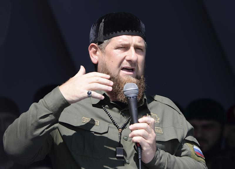 Chechen leader Ramzan Kadyrov has reportedly detained and killed scores of gay men.