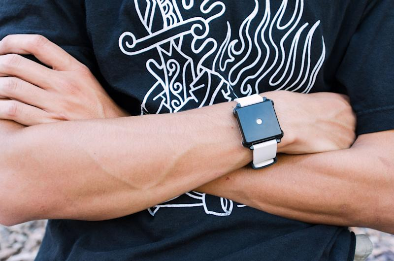 The Moment wearable is made specifically for your sense of touch