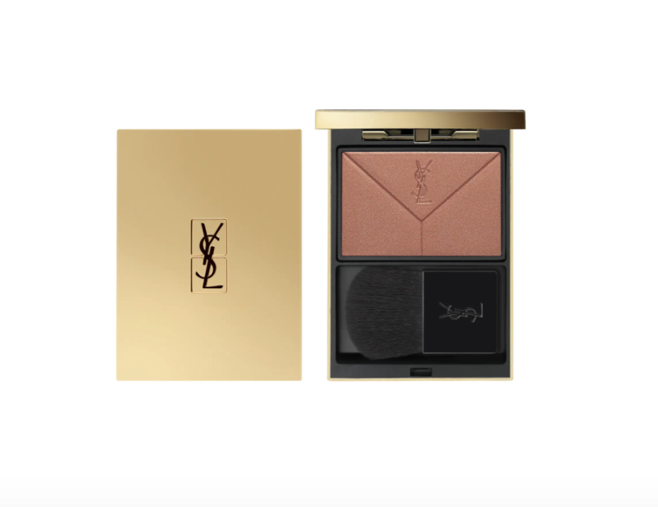 "<p><strong>YVES SAINT LAURENT</strong></p><p>nordstrom.com</p><p><strong>$42.00</strong></p><p><a href=""https://go.redirectingat.com?id=74968X1596630&url=https%3A%2F%2Fshop.nordstrom.com%2Fs%2Fyves-saint-laurent-couture-blush%2F5026820&sref=https%3A%2F%2Fwww.womenshealthmag.com%2Fbeauty%2Fg34978077%2Fbest-blush%2F"" rel=""nofollow noopener"" target=""_blank"" data-ylk=""slk:Shop Now"" class=""link rapid-noclick-resp"">Shop Now</a></p><p>""YSL Beauty's Couture Blush is my favorite,"" explains Liang. ""The innovative wet-to-dry blush provides color payoff and a weightless feel. It is very easy to blend and is buildable from a natural finish to an intense finish."" Noted! We love a product that is #versatile. </p>"