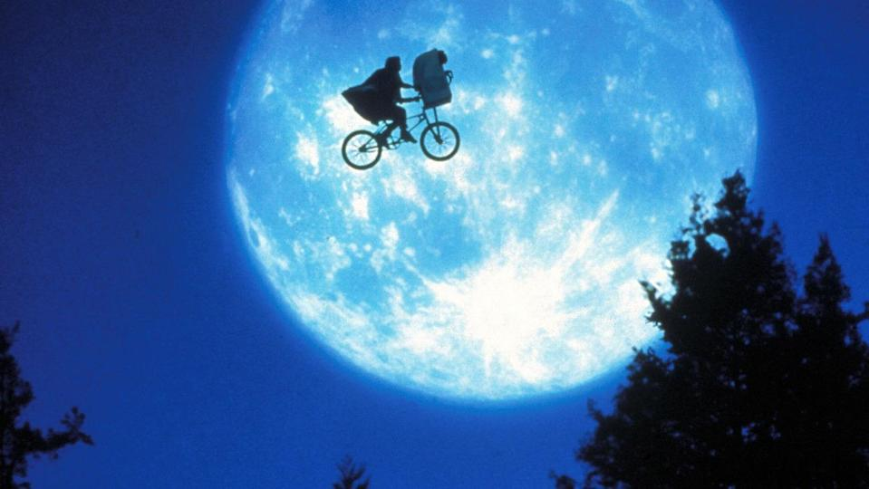 <p> <strong>The movie: </strong>A tiny, timid alien becomes stranded on Earth, but after being saved by young Elliott, who shelters the alien in his house, he finds safety and friendship in Elliott and his siblings. However, when little E.T. falls ill, the children must find a way to get him back home to his planet, and quickly, before the authorities get their grubby mitts on him. </p> <p> <strong>Why the family will love it: </strong>When it came out, E.T. (along with Close Encounters a few years earlier) bucked the trend of portraying aliens as snarling, evil beasts with nothing but murder on their mind. It's a touching tale of an unlikely friendship between human kids and a lost, little alien. It highlights how friendship and brotherly love doesn't care about race, species or borders – even interstellar ones. </p>