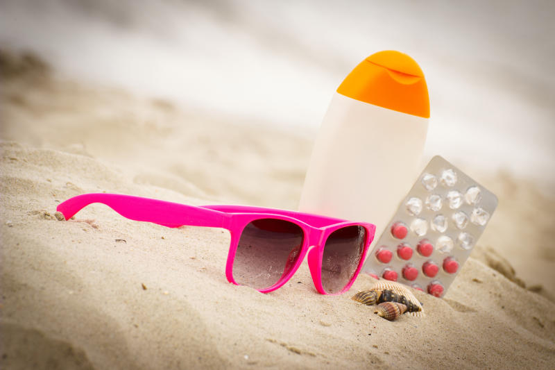 Managing your contraception on holiday can be confusing [Photo: Getty]
