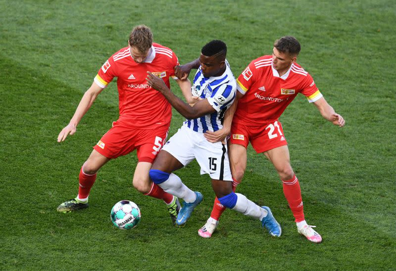 Bundesliga - 1. FC Union Berlin v Hertha BSC