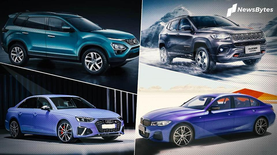 These much-awaited cars will be launched in India this month