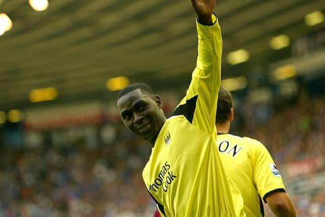 Andy Cole had a brief spell at Manchester City towards the end of his career.