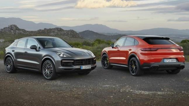 The Cayenne Coupe gets a six-cylinder turbocharged 3.0-litre engine, while the Cayenne Turbo Coupe is available with a 4.0-litre V8 engine with twin-turbo charging.