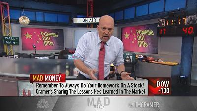 Jim Cramer examined the recent spate of Chinese companies coming public on U.S. exchanges and explained why they're not worth the investment.
