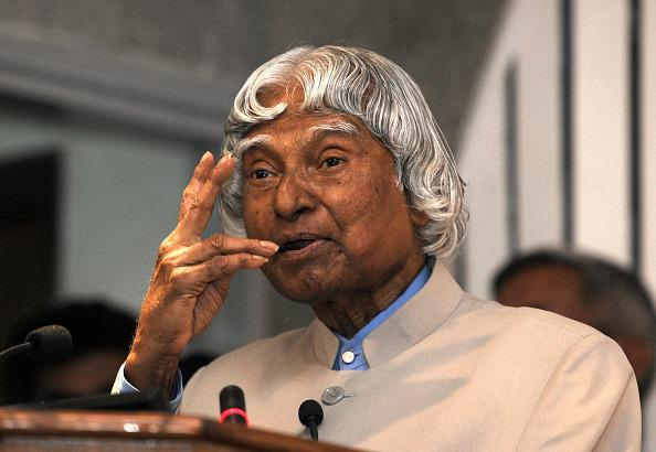 """Man needs difficulties in life because they are necessary to enjoy the success."" -Abdul Kalam <br>"