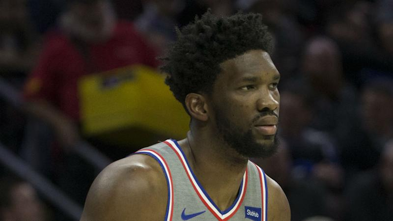 'Fatigued' Embiid has a lot on his shoulders - Brown