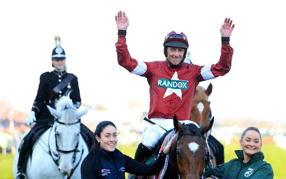 Grand National 2020 runners and riders: full longlist of horses and trainers for Aintree race - PA