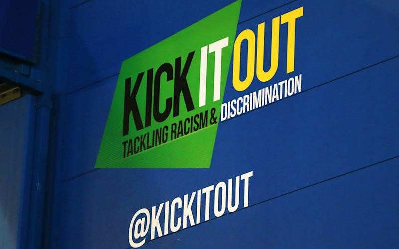 Kick It Out is awaiting confirmation of its funding for the next Premier League broadcast cycle - Action Plus
