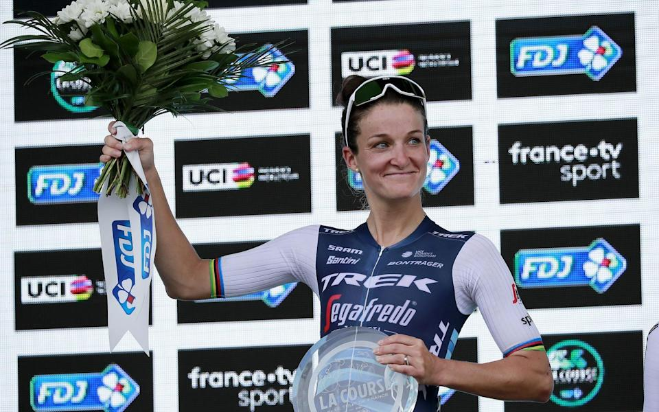 Lizzie Deignan sets pace as Tokyo looms