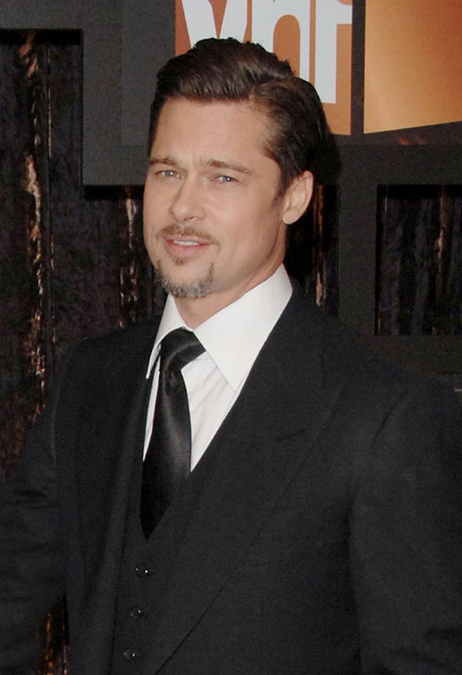 "<a href=""http://movies.yahoo.com/movie/contributor/1800018965"">Brad Pitt</a> at the 14th Annual Critics' Choice Awards in Santa Monica - 01/08/2009"