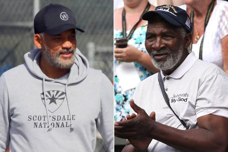 Will Smith; Richard Williams | TheImageDirect.com; AP Images