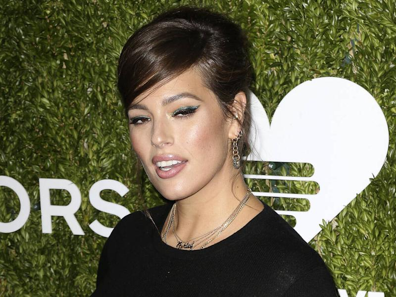Ashley Graham: 'I miss being on set!'