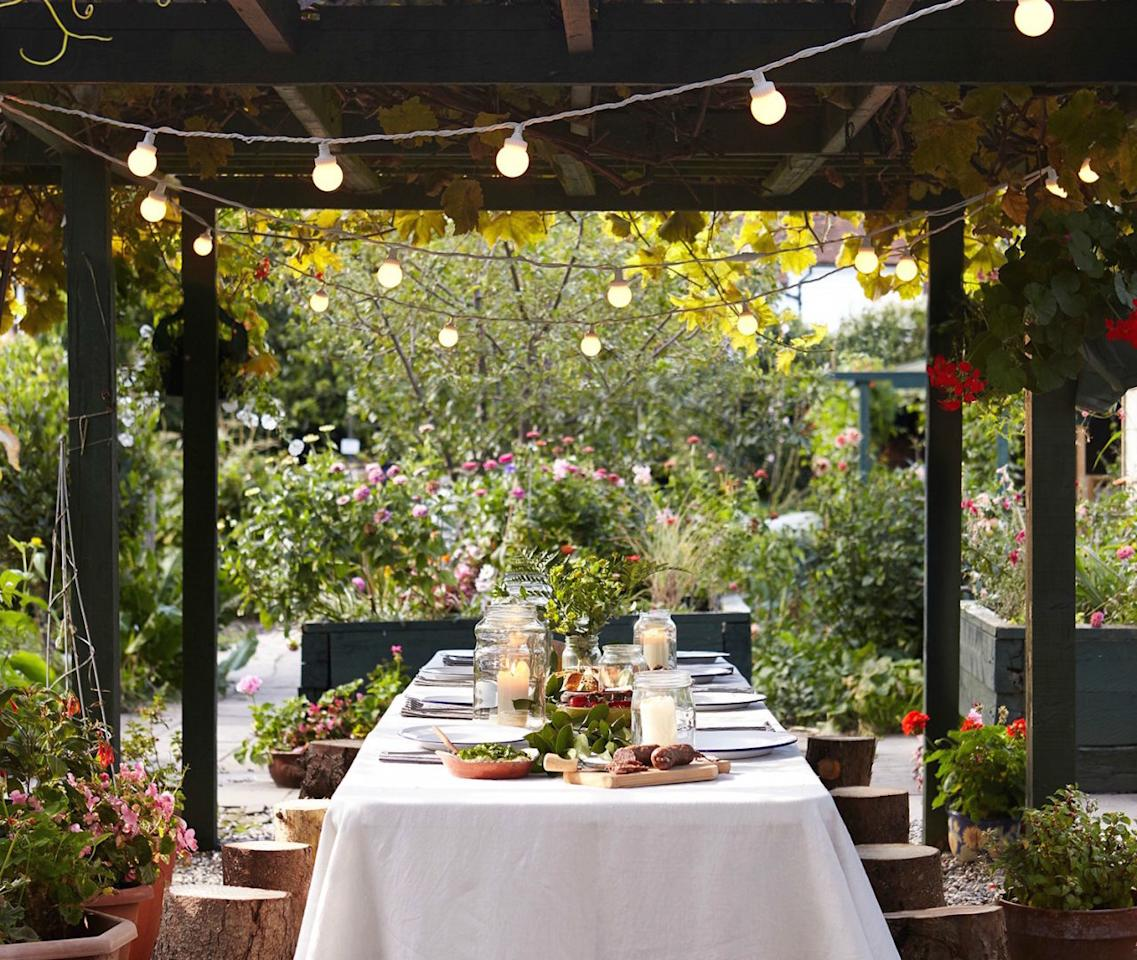 """<p>Spring and summer is the ideal time for enjoying the outdoor space, and alfresco dining is set to be bigger than ever this year. Outdoor entertaining and kitchen areas will be a key trend, says <a rel=""""nofollow"""" href=""""https://www.greenhousepeople.co.uk/"""">The Greenhouse People</a>. """"It's perfect for those of us who lack space in our kitchens or dining rooms, as we can move entertaining friends and family outside,"""" they explain. """"Create a dedicated area with comfy furniture and mood lighting, complete with a sunken fire pit, BBQ or pizza oven.""""</p><p>According to award-winning garden designer <a rel=""""nofollow"""" href=""""http://www.sgd.org.uk/garden-designer/john-wyer-fsgd_182.aspx?DirectorySearchPageId=1007"""">John Wyer FSGD</a>, outdoor structures – not just your average summerhouse – will also be big. Plug and Play' pergolas – with integrated drainage, lighting and heating will be the must-have garden feature, while outdoor kitchens with dedicated spaces for cooking, eating and entertaining will become a central focus.</p><p><a rel=""""nofollow"""" href=""""https://www.theposhshedcompany.co.uk/"""">The Posh Shed Company</a> also predicts that the popularity of verandas, which the company noticed more customers asking for in 2017, will continue to rise this year.</p>"""